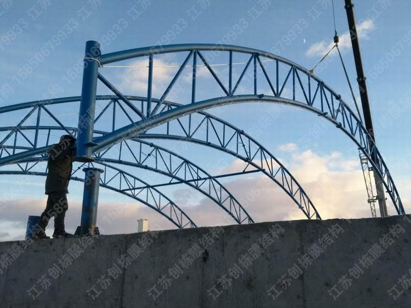 钢结构吊装1